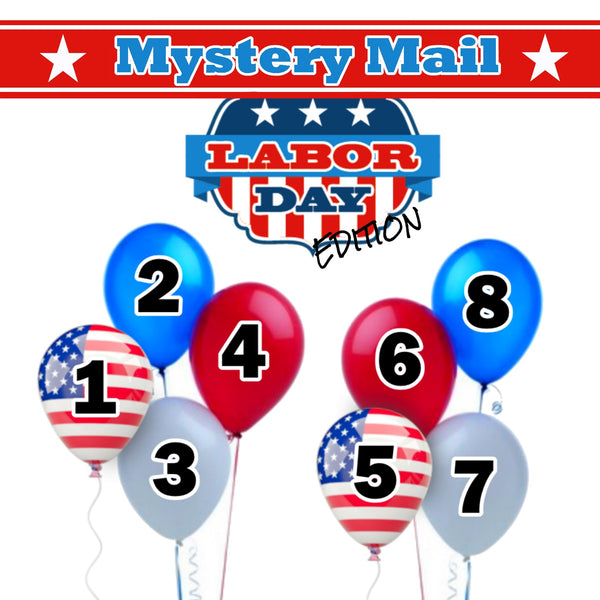 Msytery Mail - Labor Day Edition
