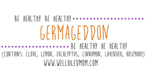 Germageddon - Essential Oil Blend