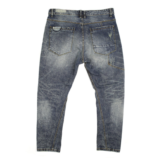 Fashion Rugged Jeans