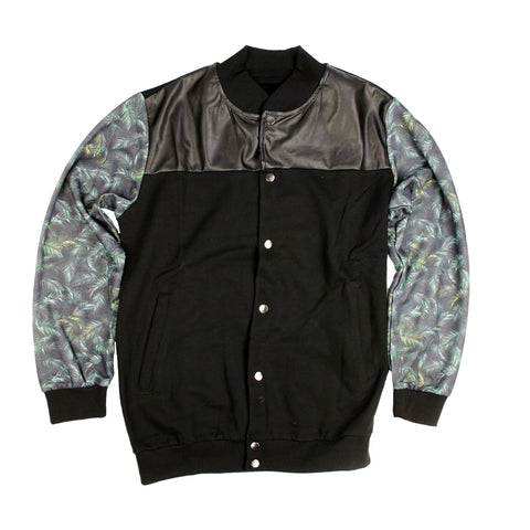 Bomber Fleece Jacket by Wilfed - 2502 - NYC Fashion Guru