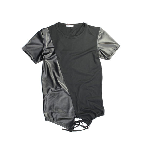 Leather Love Trend T-shirt for Men - 2626 - NYC Fashion Guru
