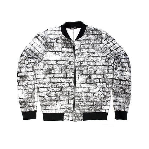 Uber Fashionable Men's Printed Jacket - L8074 - NYC Fashion Guru