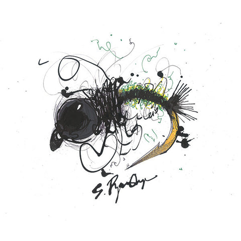 Just A Smidge (Print) - Dead Weight Fly