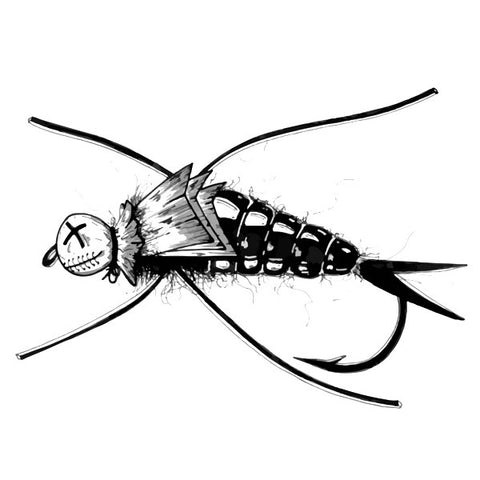 Stoner (Print) - Dead Weight Fly