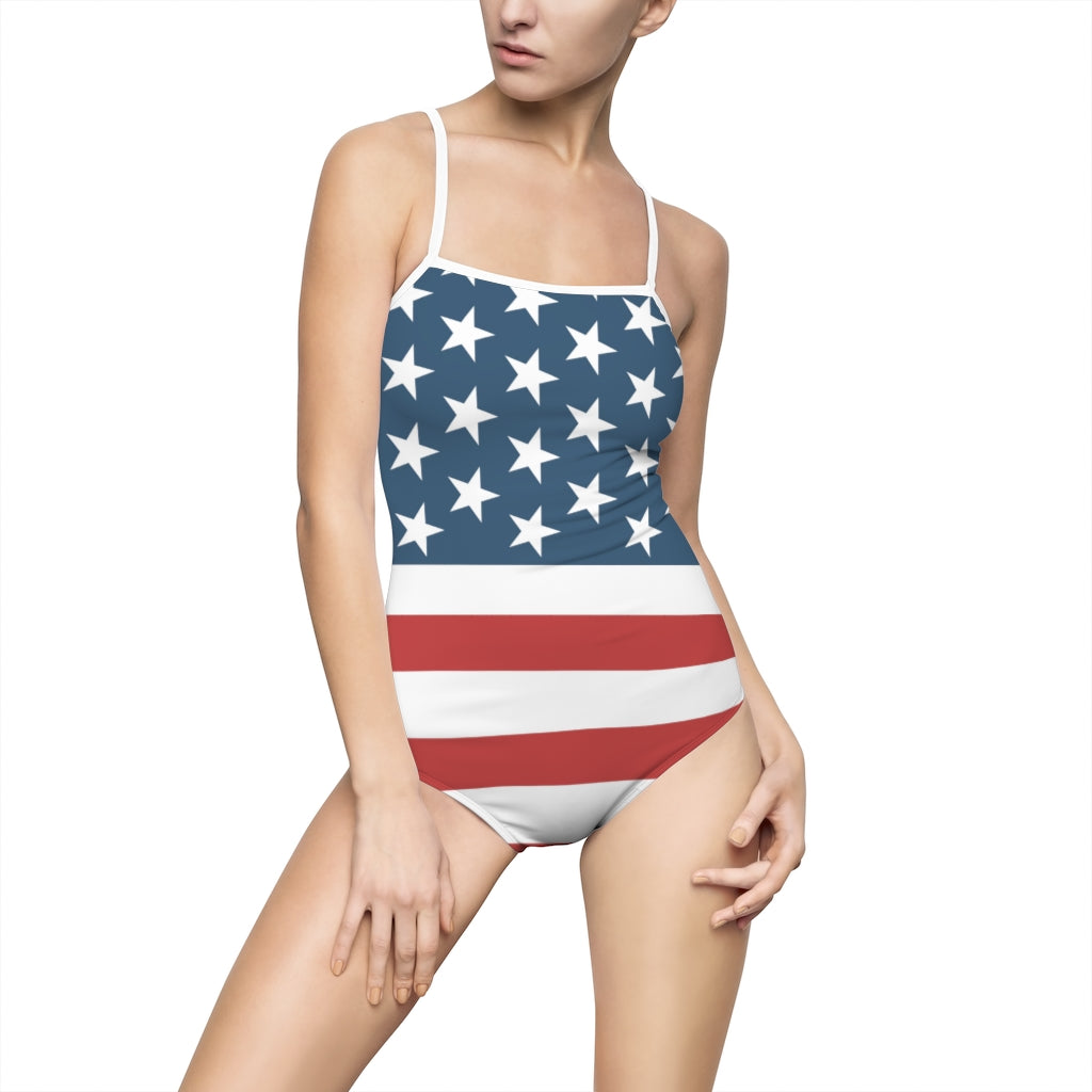 YOU S A Women's One-piece Swimsuit