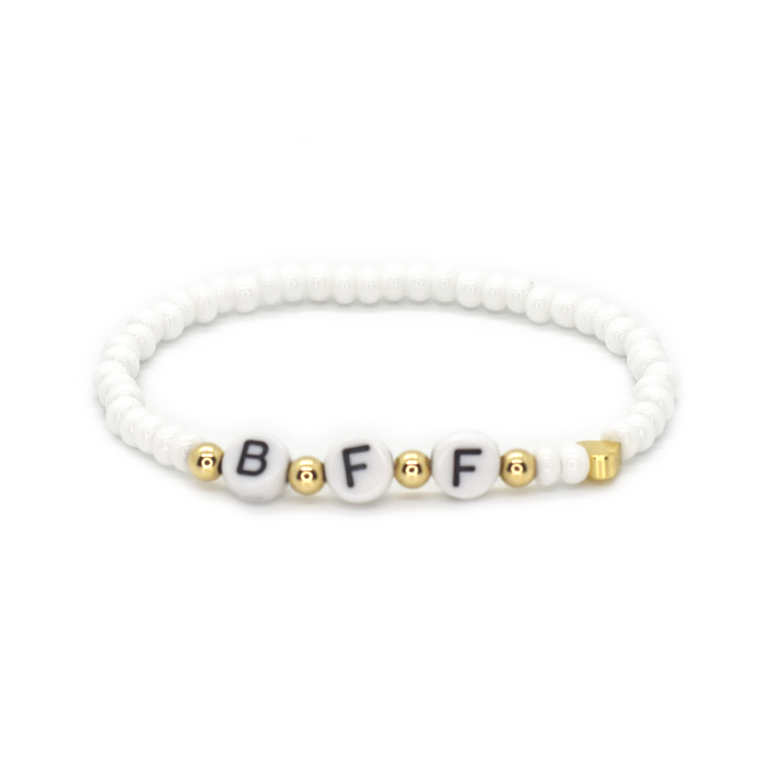 B F F Women's Bracelet (Customize)