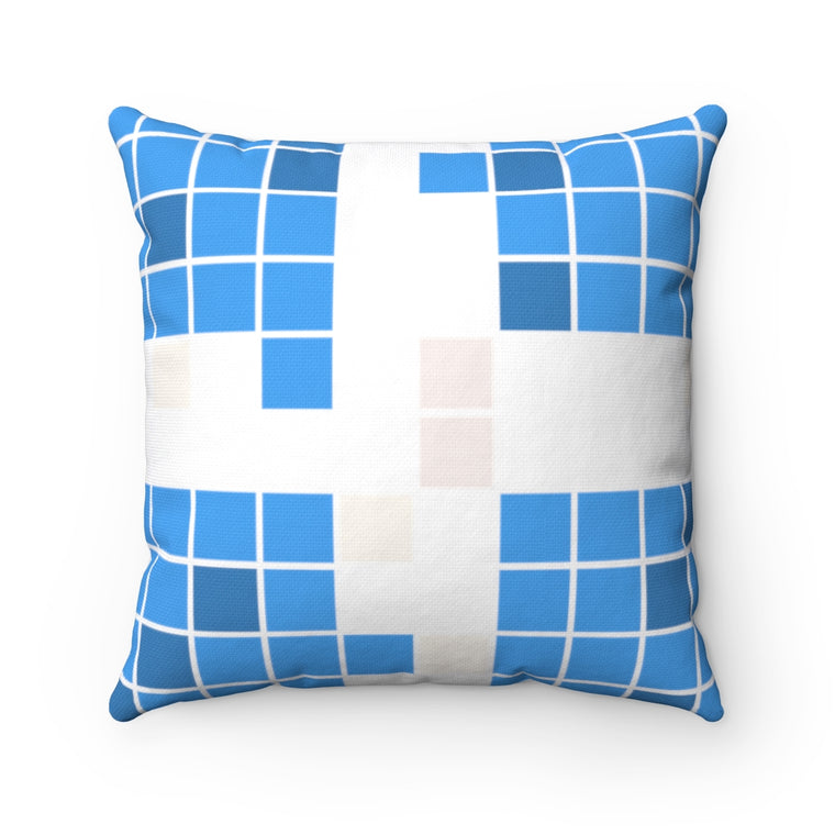 Solving Greece Square Pillow