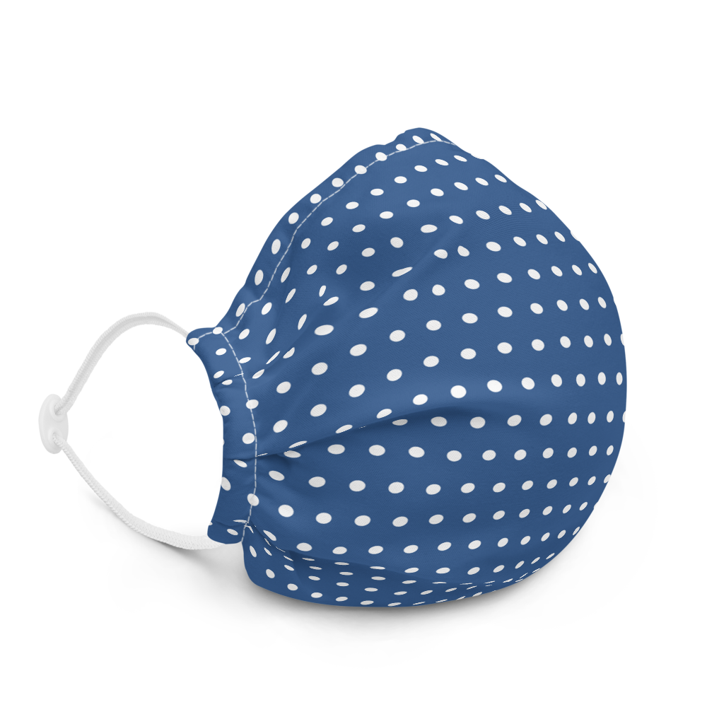 Polka Dot Premium face mask
