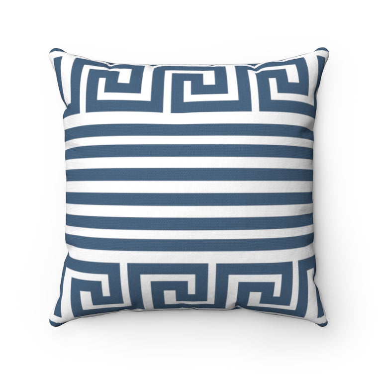 In Theory Square Pillow