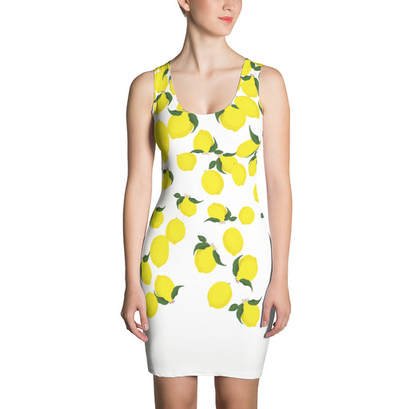 Lemons Dress
