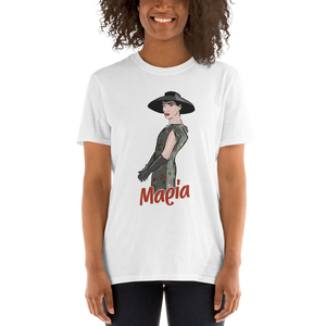 Maria Short-Sleeve Unisex T-Shirt