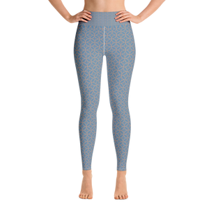 Byzantine Blue Leggings