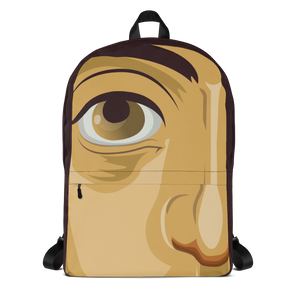 See No Evil Backpack