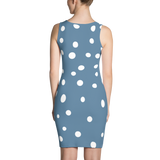 Dotted Blé Dress