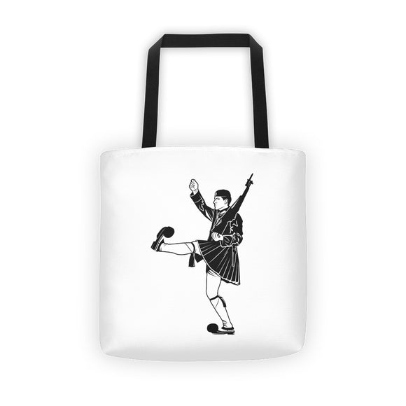 Evzone Black White Tote bag