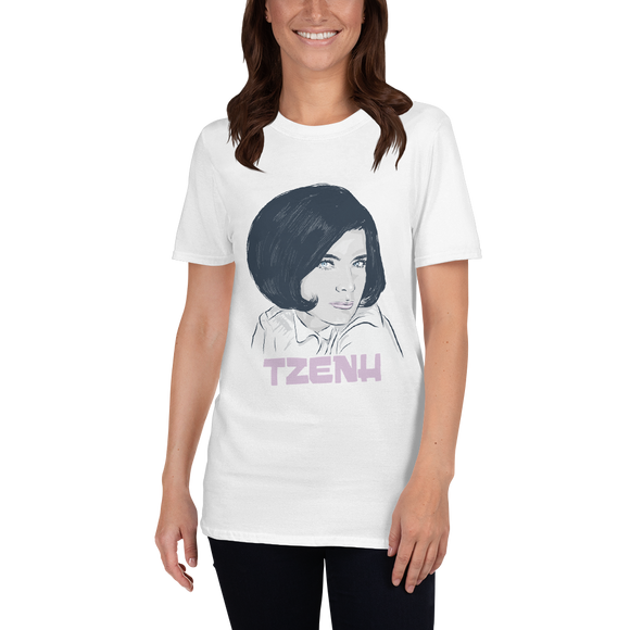 Tzeni Short-Sleeve Unisex T-Shirt