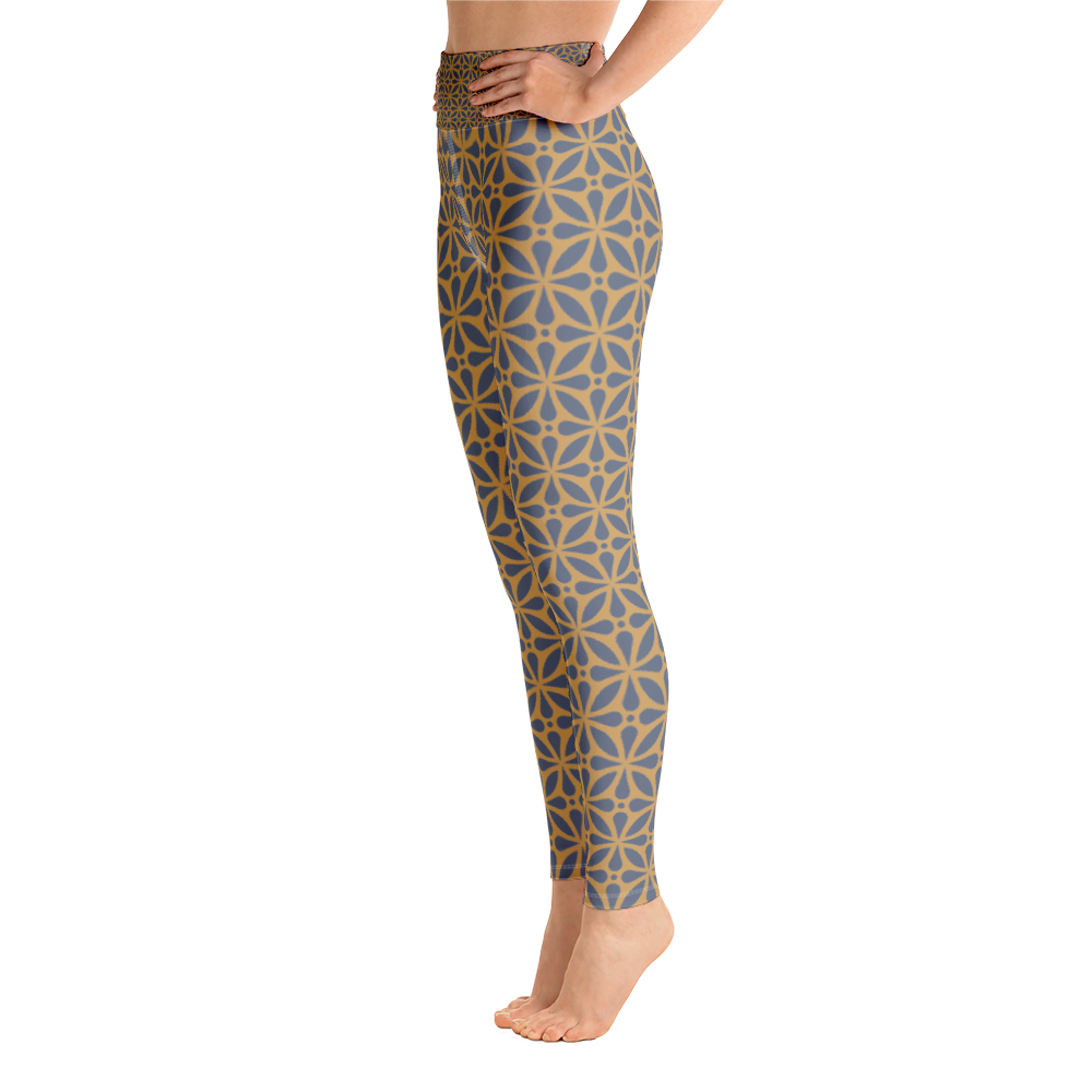 Byzantine Gold Leggings