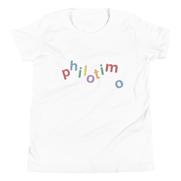 Philotimo Youth T-Shirt