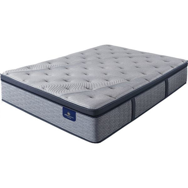 Serta Hybrid Elite Gwinnett Firm Pillow Top-Mattress-Serta-New Braunfels Mattress Company