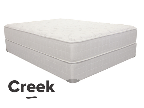York Creek-Mattress-Creek by New Braunfels Mattress Co.-New Braunfels Mattress Company