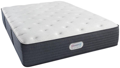 Beautyrest Platinum Gibson Grove Plush-Mattress-Simmons-New Braunfels Mattress Company