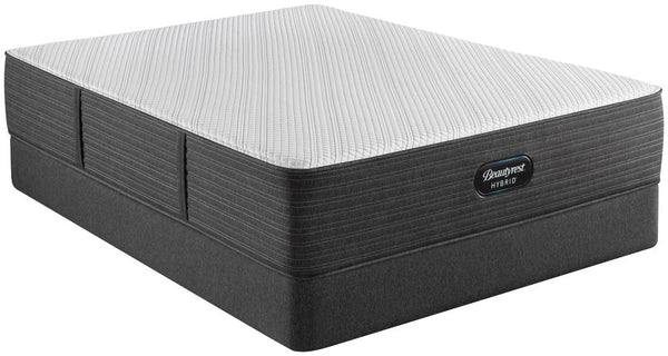 Beautyrest BRX 1000-C Plush Hybrid-Mattress-Simmons-New Braunfels Mattress Company