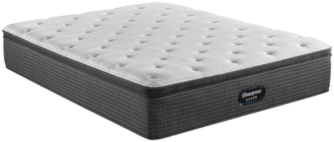 Beautyrest Silver Bold Plush Pillow Top-Mattress-Simmons-New Braunfels Mattress Company