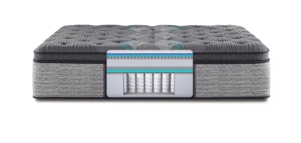 Beautyrest Diamond Series Level II Harmony Lux Medium Pillow Top-Mattress-Simmons-New Braunfels Mattress Company