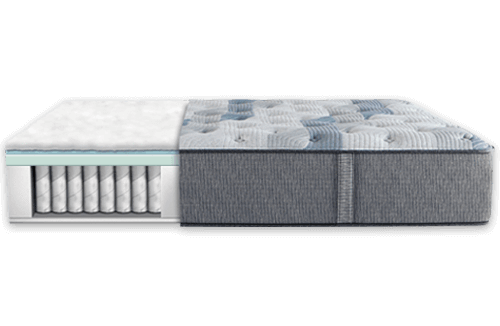 Serta iComfort Hybrid Blue Fusion 500 Extra Firm-Mattress-Serta-New Braunfels Mattress Company