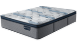 Serta iComfort Hybrid Blue Fusion 300 Plush Pillow Top-Mattress-Serta-New Braunfels Mattress Company