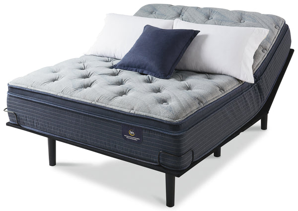 Serta Luxe Edition Grandmere Plush Pillow Top-Mattress-Serta-New Braunfels Mattress Company