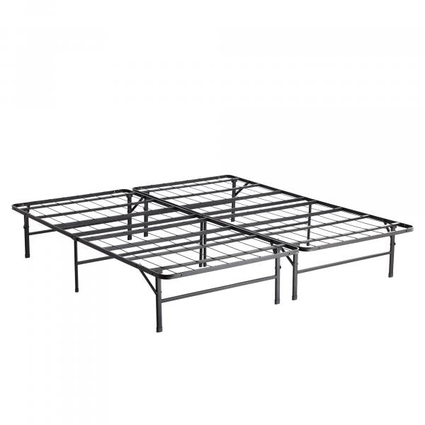 High Rise Metal Platform Frame-Frame-Mantua-New Braunfels Mattress Company