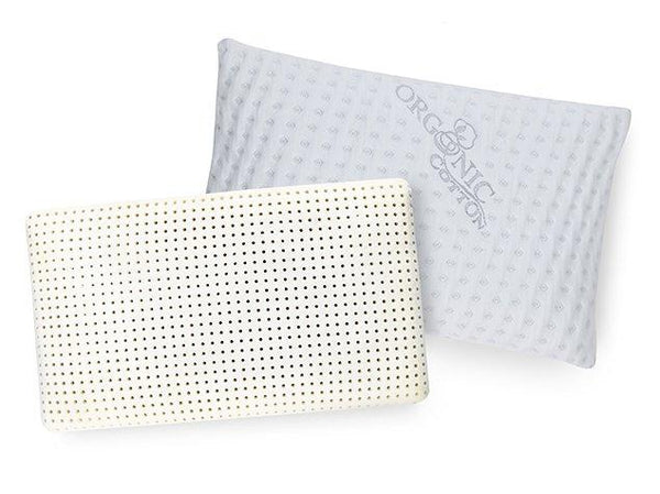 Creek Talalay Latex Pillow-Pillow-New Braunfels Mattress Company-New Braunfels Mattress Company
