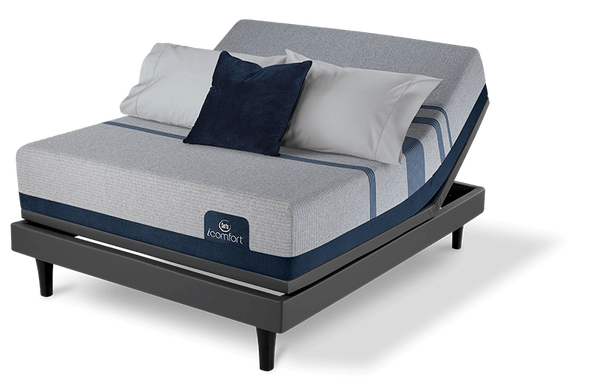 Serta iComfort Blue Max 1000 Cushion Firm Closeout-Mattress-Serta-New Braunfels Mattress Company