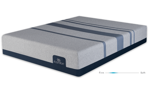 Serta iComfort Blue Max 1000 Cushion Firm-Mattress-Serta-New Braunfels Mattress Company