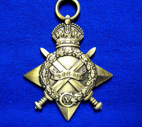 WW1 Medal 1914-15 Star