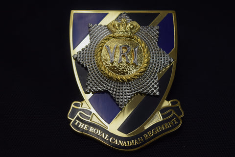 Metal Car Badge