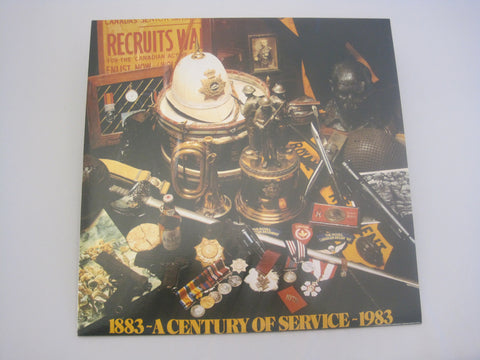 RECORD A CENTURY OF SERVICE 1883-1983
