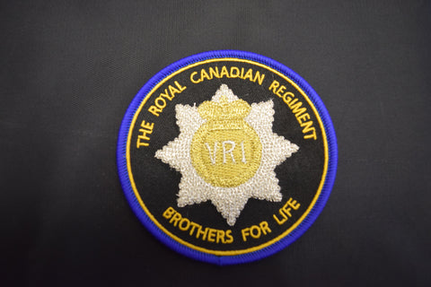 Brothers For Life Patch