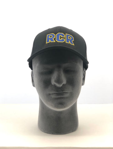 RCR Ball Cap- Black