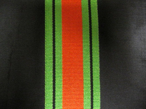 RIBBON FOR 1939-45 DEFENCE MEDAL
