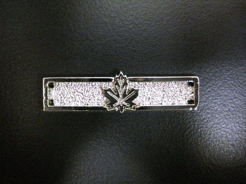 Bar Operational Service Medal Single Maple Leaf