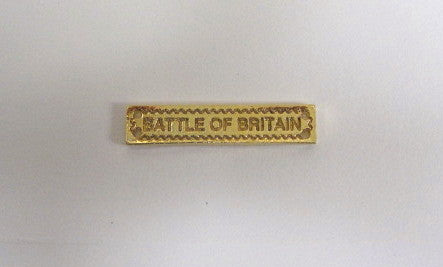 BAR, BATTLE OF BRITAIN