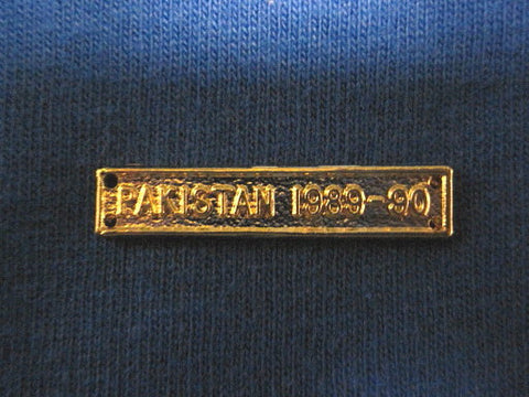 Bar Pakistan Special Service Medal