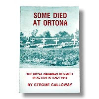 SOME DIED AT ORTONA