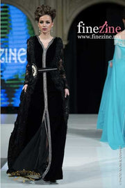 LUXE - SILHOUETTE - Robe caftan