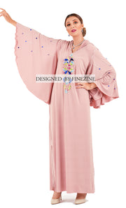 Fly - Djellaba papillon Rose