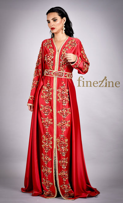 Paris - Robe caftan