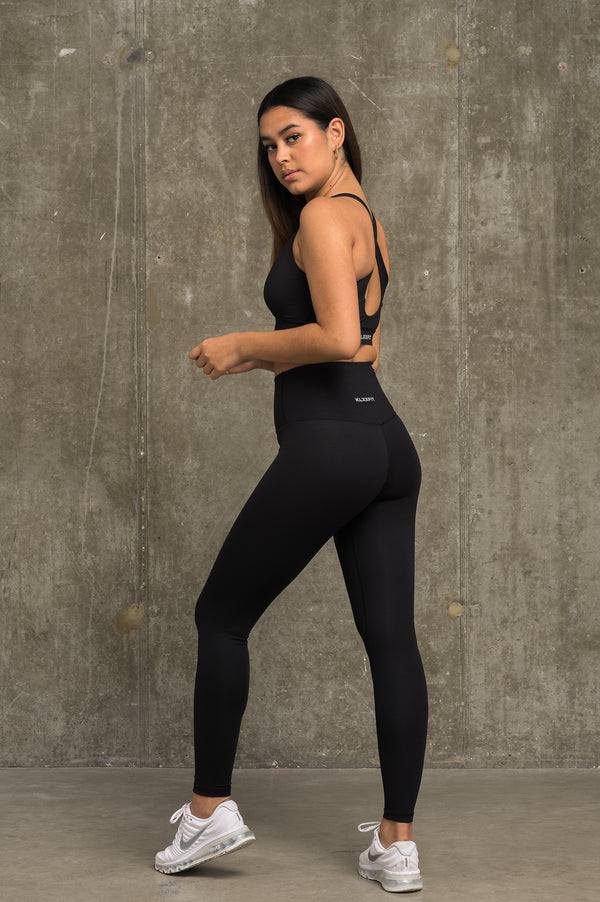 Luxe Leggings - Jet Black