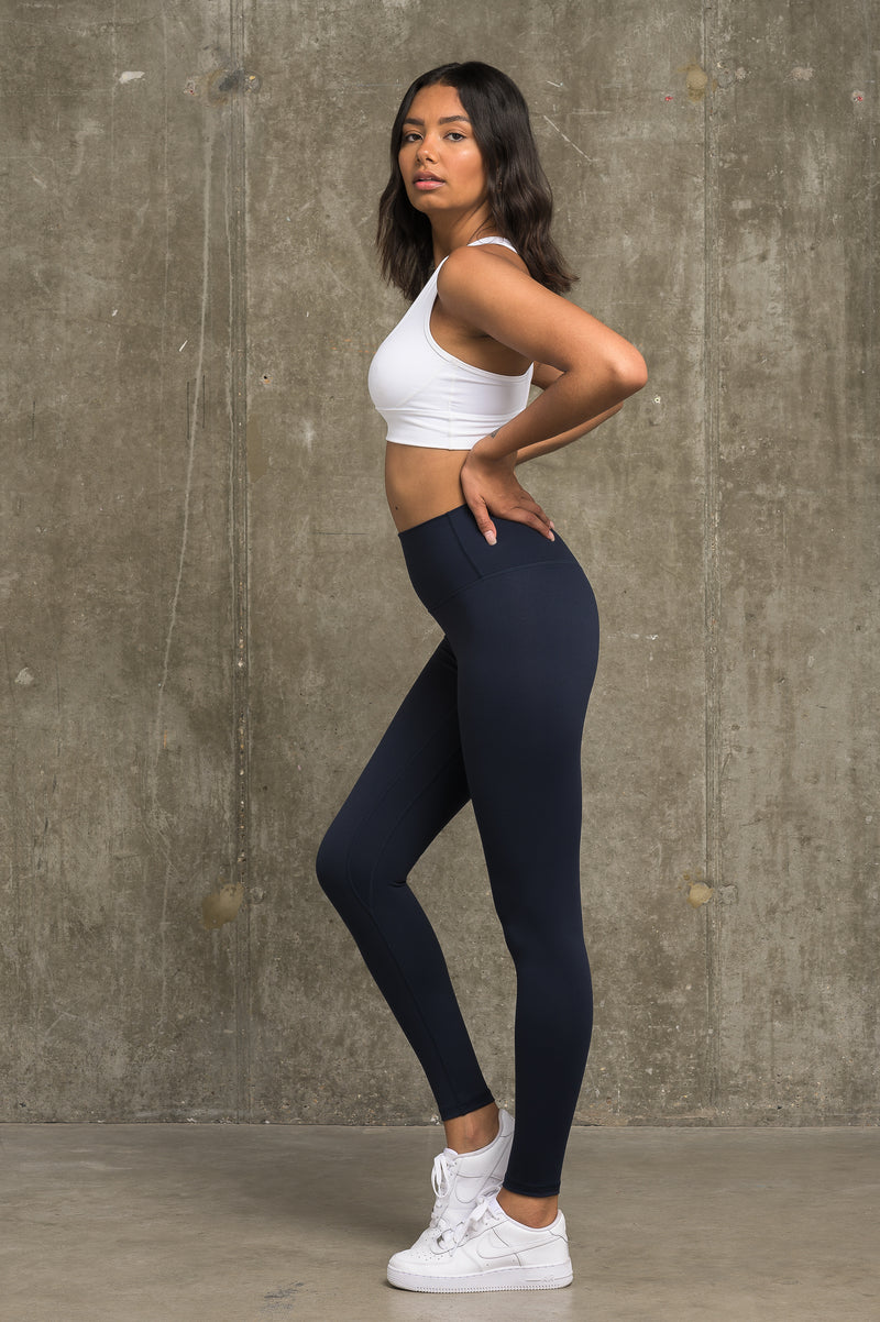 Luxe Leggings - Midnight Navy